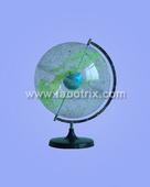 教學儀器-球體模型-透明天球儀