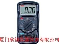 手持式汽車多用表UT101