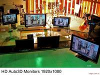 立體液晶電視機