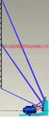供應反射式超短焦投影機引擎/ 光機