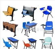 供应海利华科校用办公家具课桌椅系?#26657;?#23398;生专用)