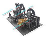 BR-CJJ型創新型機械基礎綜合課程設計實驗臺-插齒機模型-插齒機仿真機構-課程設計實驗臺-機械基礎創新實驗臺