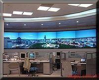 多通道环幕投影系统