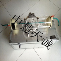 中慧FLKG-25横式卡盖采水器|水平式采水器|卡盖式深水采水器