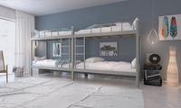 想买物美价廉的铁架双层床,来铭仁家具不会错
