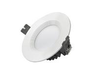 馬歇爾4寸類星體自然光防霧筒燈清華馬爸爸設計暖白/白光筒燈