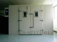军联科技步入式高低温试验室