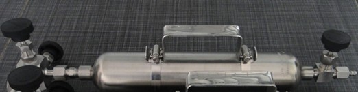 液氯取樣鋼瓶    型號:MHY-24944