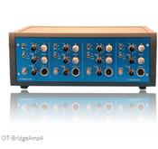 四通道通用pourpouse放大器(单端和多端)OT-BridgeAmp4