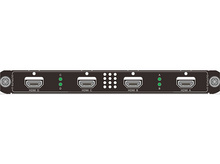 RENSTRON單卡4路2圖層HDMI帶底圖和字幕拼接輸出卡FSP-HM-O4混插板卡LED視頻處理器大屏液晶拼接控制器