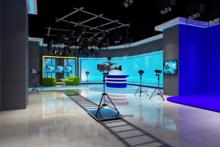 北極環影-超高清、多功能校園電視臺--定制方案
