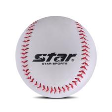 STAR世达棒球男士男子比赛初学者练习用实心垒球 WB302棒球 9inch