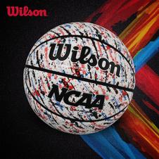 威尔胜(Wilson)篮球NCAA Replica7号成人 室内外通用 WTB8071IB07CN/WTB8070IB07CN