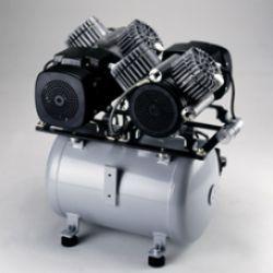 静音无油空压机4000-40B