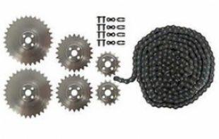 TETRIX链轮和链条包