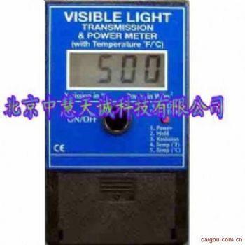 玻璃可见光及色调测量仪/可见光透过率及功率计 美国型号:M1165