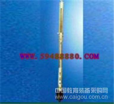 福庭式水银气压表/动槽式水银气压计 型号:DWCYM1-1