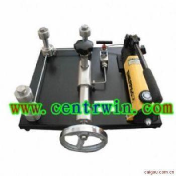 台式压力泵(油压) 型号:HYFY-60TB