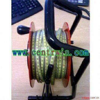 钢尺水位仪/钢尺电缆/水工电缆/钢尺水位机测量电缆/水位测试钢尺电缆/地下电测水位计 特价 型号:YW-1