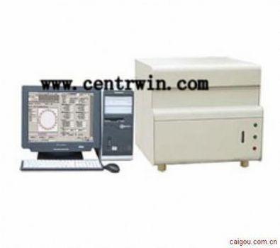 自动工业分析仪(水分 灰分 挥发分 热值) 型号:JZNGF-8000