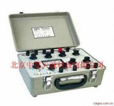 直流单双臂电桥(电池型) 型号:DZQJ47