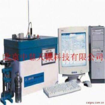 氧弹热量计 型号:CJDZ-RY-1-C