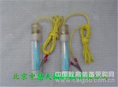 便携式硫酸铜参比电极 饱和硫酸铜参比电极 型号:CCT-1