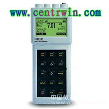 高性能防水型pH计/ORP计/温度测定仪/ORP计测定仪 意大利 型号:CEN/HI98181