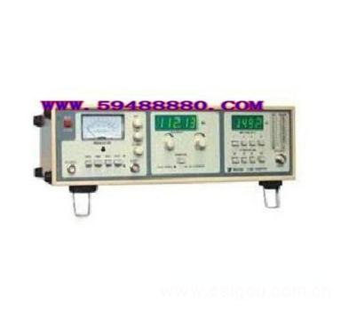 高频信号源(110MHz标准信号源) 型号:DEUY-1058