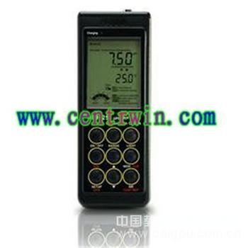 便携式pH测定仪/ORP测定仪/温度测定仪(防水型)意大利 型号:CEN/HI9125