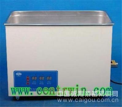超声波清洗机 10L 型号:ZDKD-ST10260