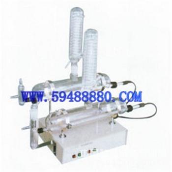 自动双重蒸馏水器 型号:DCZS-200