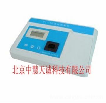 多参数水质分析仪(2参数) 型号:HJD/YZ-1Z