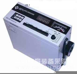 便携式微电脑粉尘仪/粉尘测定仪/粉尘检测仪/便携式粉尘仪 型号:HAD-P5L2C