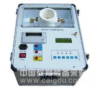 绝缘油介电强度测试仪/介电强度检测仪