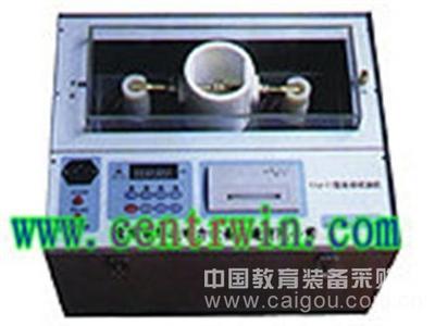 绝缘油介电强度自动测试仪 型号:BHYK-JJC-2