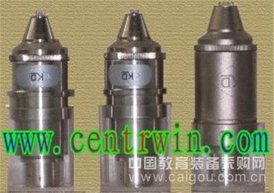 四探针电阻率测试仪-红宝石探针头 B级(间距:1.0mm) 型号:GDSKDT-3