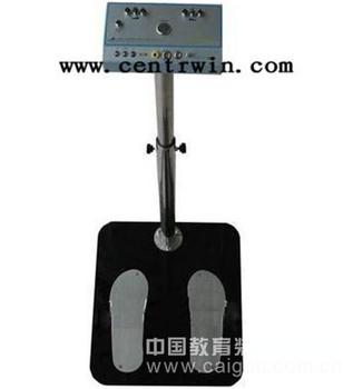 双脚人体综合测试仪/防静电鞋测试仪 型号:XGCLSL-031