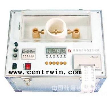 绝缘油介电强度测试仪 型号:WXFDBZ-03