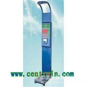 超声波身高体重测量仪/体重秤/体检机(打印,血压选配) 型号:NYSHGM-600