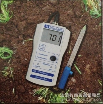土壤专用PH计/土壤酸度计