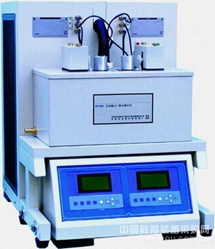 自动凝点测定仪 凝点测定仪 型号: DRS-NQ-3Z