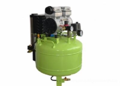 静音无油空压机(带干燥器) 无油空压机 无油无水空压机 型号:HAD-81Y