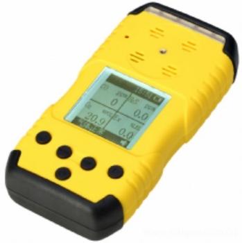 四种传感器可自由组合便携式四合一气体检测仪