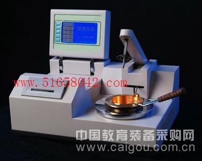 开口闪点自动测定仪/开口闪点自动检测仪/开口闪点仪 型号:JX1-KS-9A