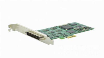 众禾时代 HZ8006 PCIE 6路标清采集卡 6路流媒体采集卡