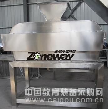 QPZJ-650型菠萝剥皮榨汁机 打浆机