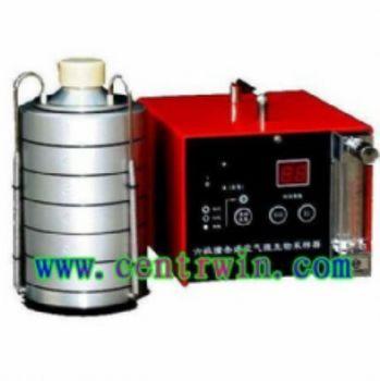 SHJ-KFKC-6浮游样菌采样器/六级空气微生物采样器 特价 型号:SHJ-KFKC-6