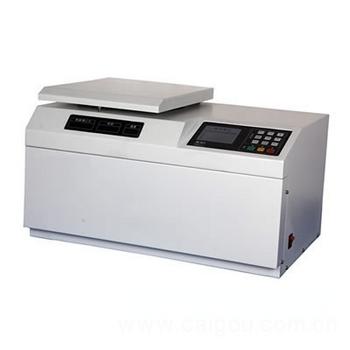 百典仪器品牌台式低速冷冻离心机TDL-6M可比进口产品