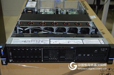 IBM机架服务器System x3650M5 8871I05 E5-2603V4 16G 300G 2.5